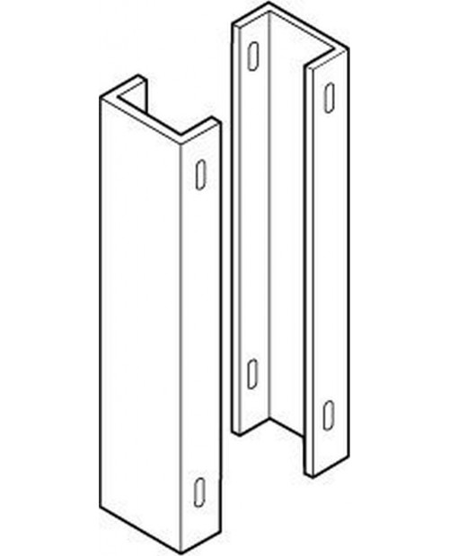 PAIR OF WALL MOUNTINGS FOR QSEF-SEF
