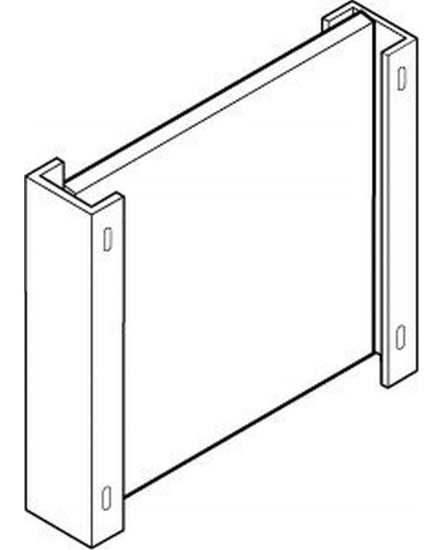 PAIR OF WALL MOUNTINGS FOR SEL1