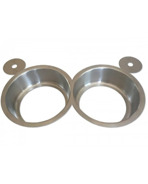 Hole covering rings for ChocoHot Two