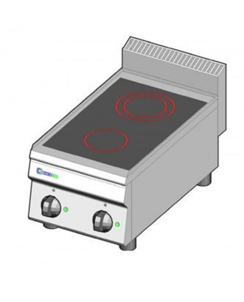 Masina de gatit electrica cu vitroceramica, 2 plite