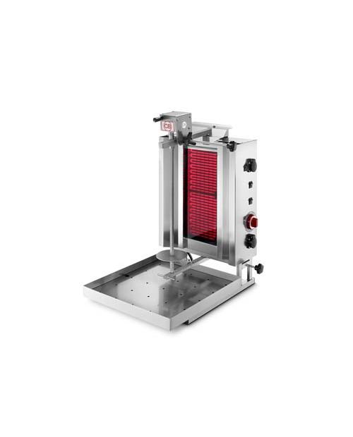 Giroscoape electrice cu sticlă ceramică (2 elemente de încălzire) - seria VE500