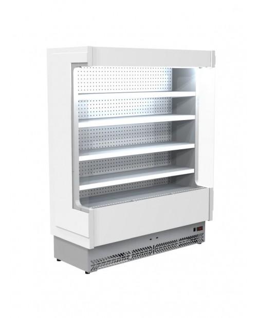 Vitrină verticală frigorifică cu perna de aer, agregat incorporat / extern, expunere salamuri, preparate  - VULCANO SC-60SL