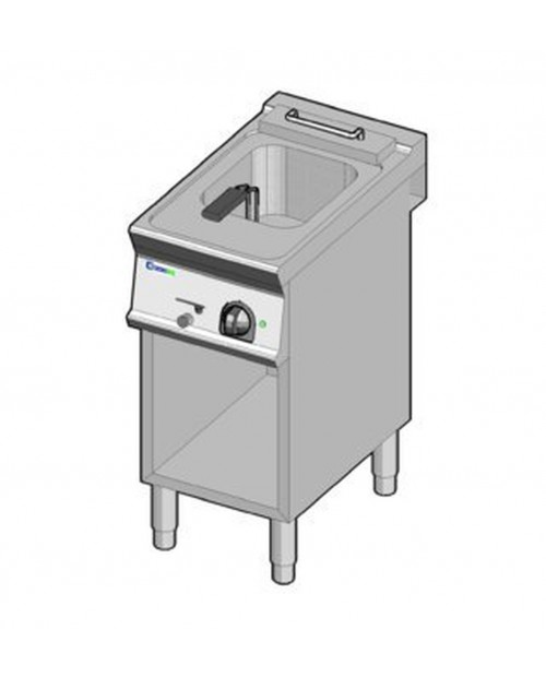 Friteuza electrica 8 litri, suport propriu