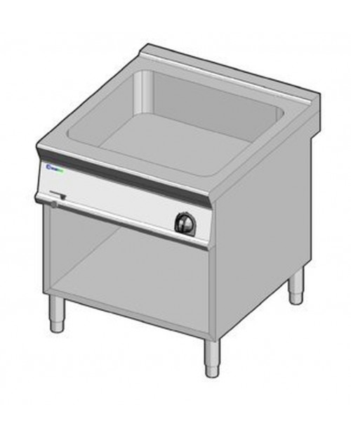 Bain-marie electric 4 X GN1/3, suport propriu