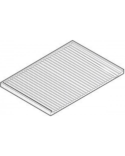 ALUMINIUM RIBBED PLATE FOR QSE60-SE60