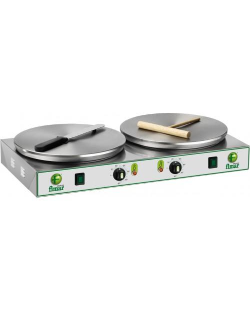 Crepiera electrica, simpla, 2400 W - 230V 1PH