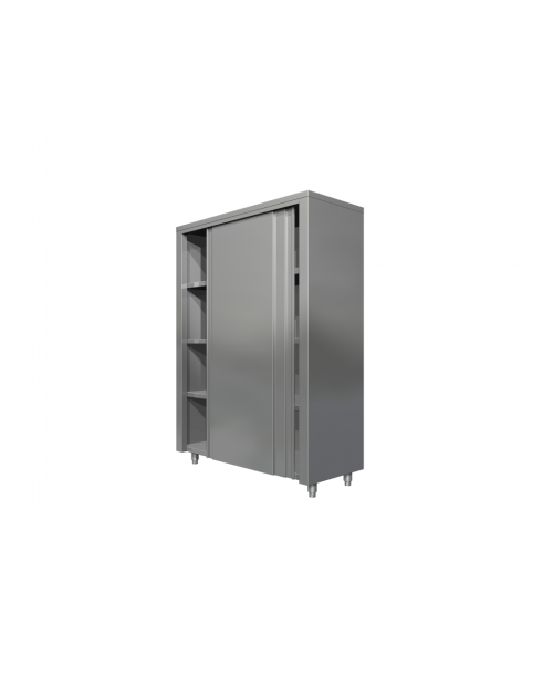 Dulap depozitare vertical, deschis-fara usi, patru polite intermediare,  (1000 - 1600 mm * 600 mm * 2000 mm)