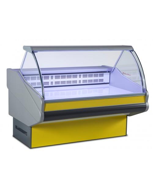 Vitrina frigorifica orizontala cu agregat incorporat SALINA LUX