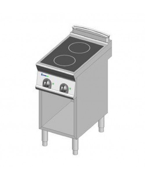 Masina de gatit electrica cu inductie, 2 zone