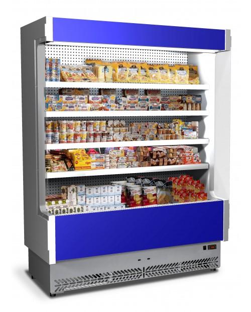 Vitrină verticală frigorifică cu afișaj compact - VULCANO 60
