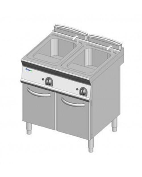 Masina de gatit paste pe gaz 24 lt GN2/3