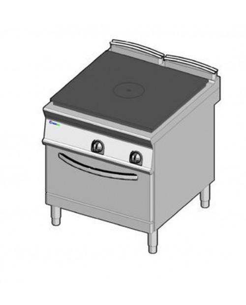 Masina de gatit pe gaz cu suport, cuptor pe gaz GN2/1