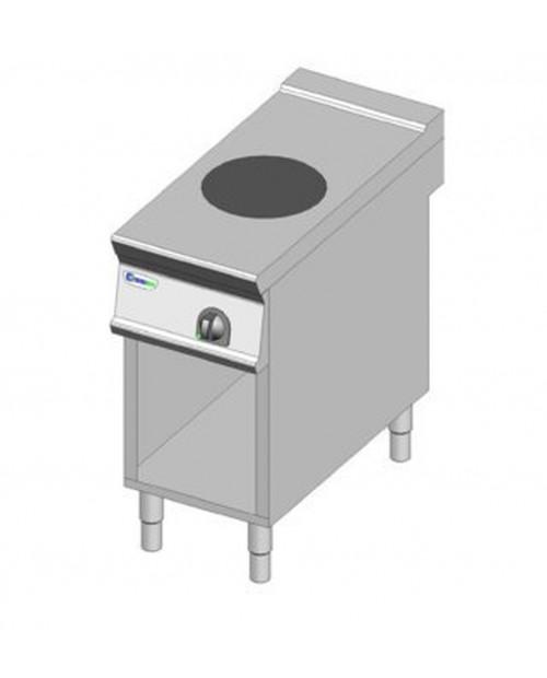 Masina de gatit electrica cu inductie, WOK cu suport