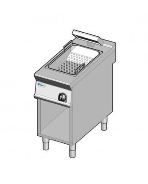 Modul de incalzit cartofi electric GN1/1, cu suport